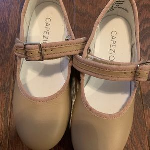 2 pairs Tap Shoes 11 Capezio and Danzshuz